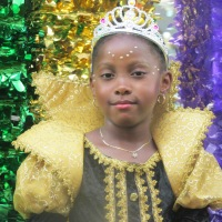 Antigua Children's Carnival Parade - where colour and music collide
