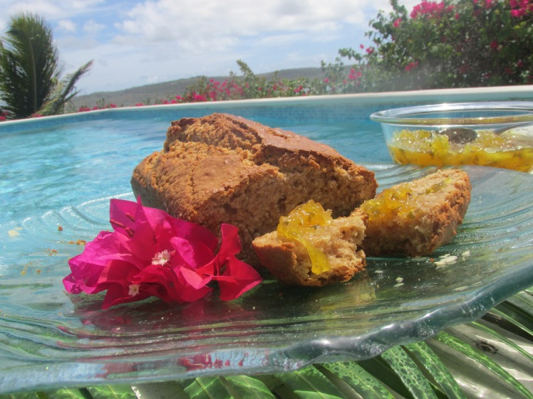 Pineapple and Basil Jam