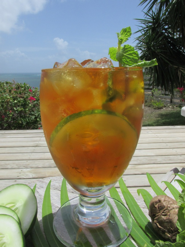 Icy Spicy Iced Tea