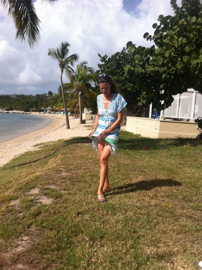 Beach party wear
