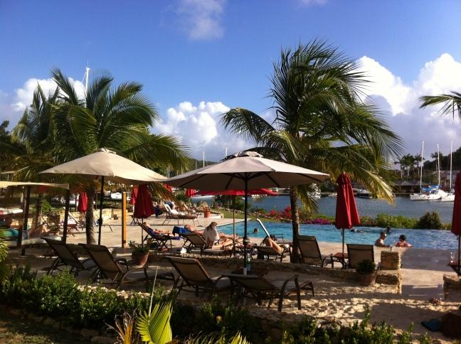 Boom, Antigua
