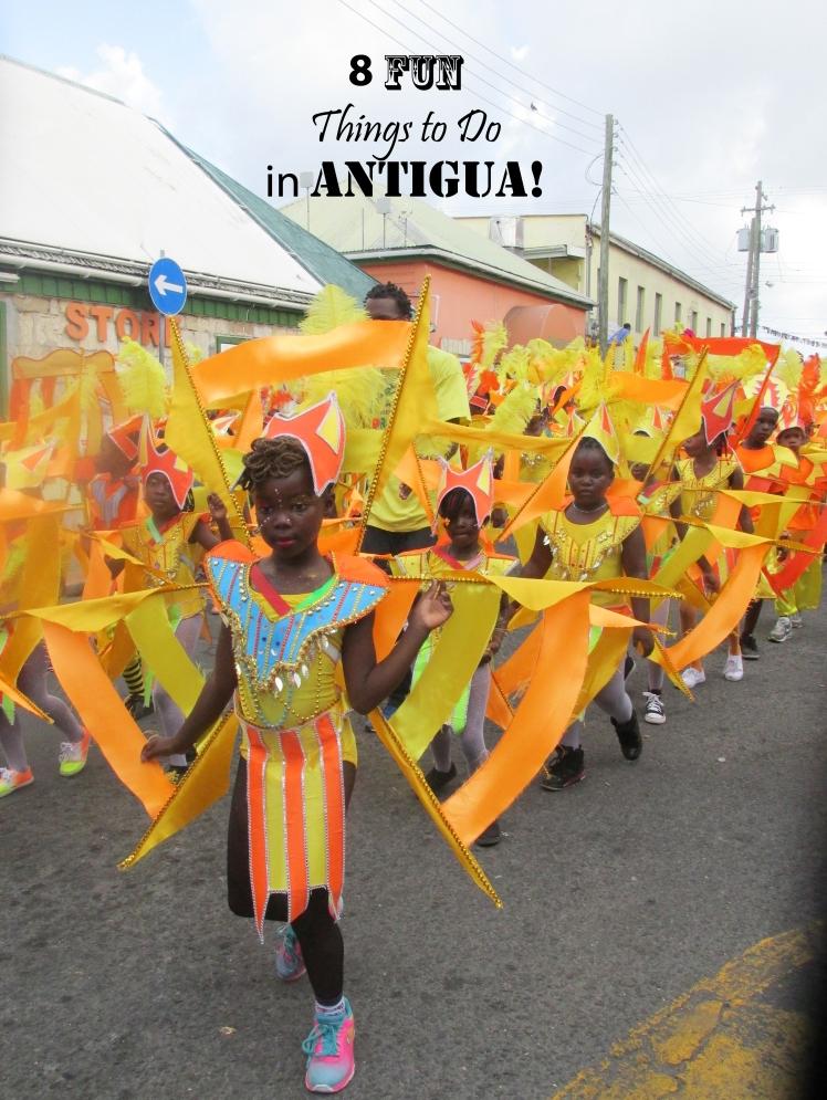 Fun Things to Do in Antigua