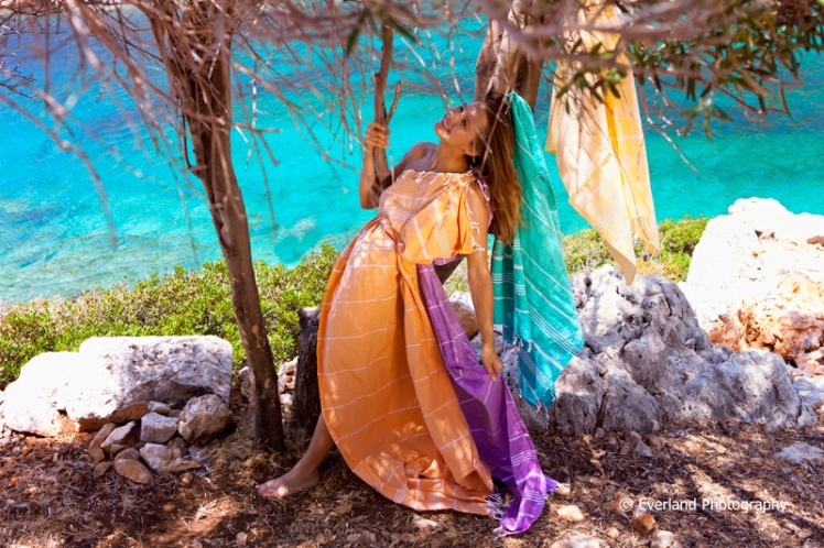 Hammamas cotton towel / sarong