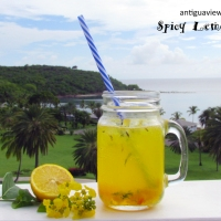 RECIPE: Spicy Ginger & Turmeric Lemonade - the ultimate Summer drink that's full of vitality