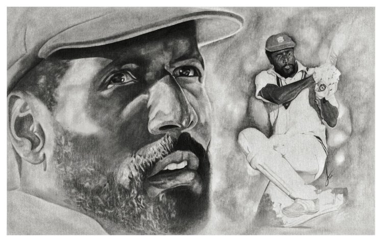Sir Isaac Vivian Alexander Richards (2013 Hero series)