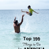 THE BIG LIST - Top 100 Things To Do in Antigua and Barbuda