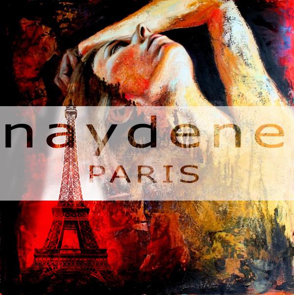 Naydene Gonnella to exhibit in Paris