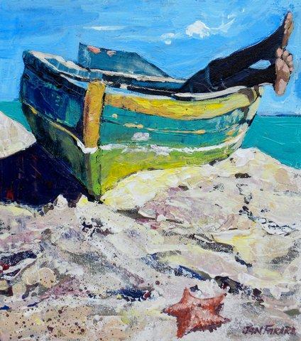 Capturing the Caribbean spirit in art by Jan Farara