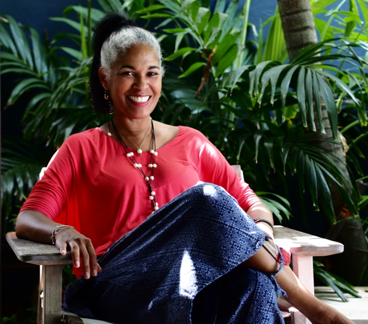 Charmaine Benjamin-Werth, interior design, Antigua and the Caribbean. Photo by Jennifer Ritchie