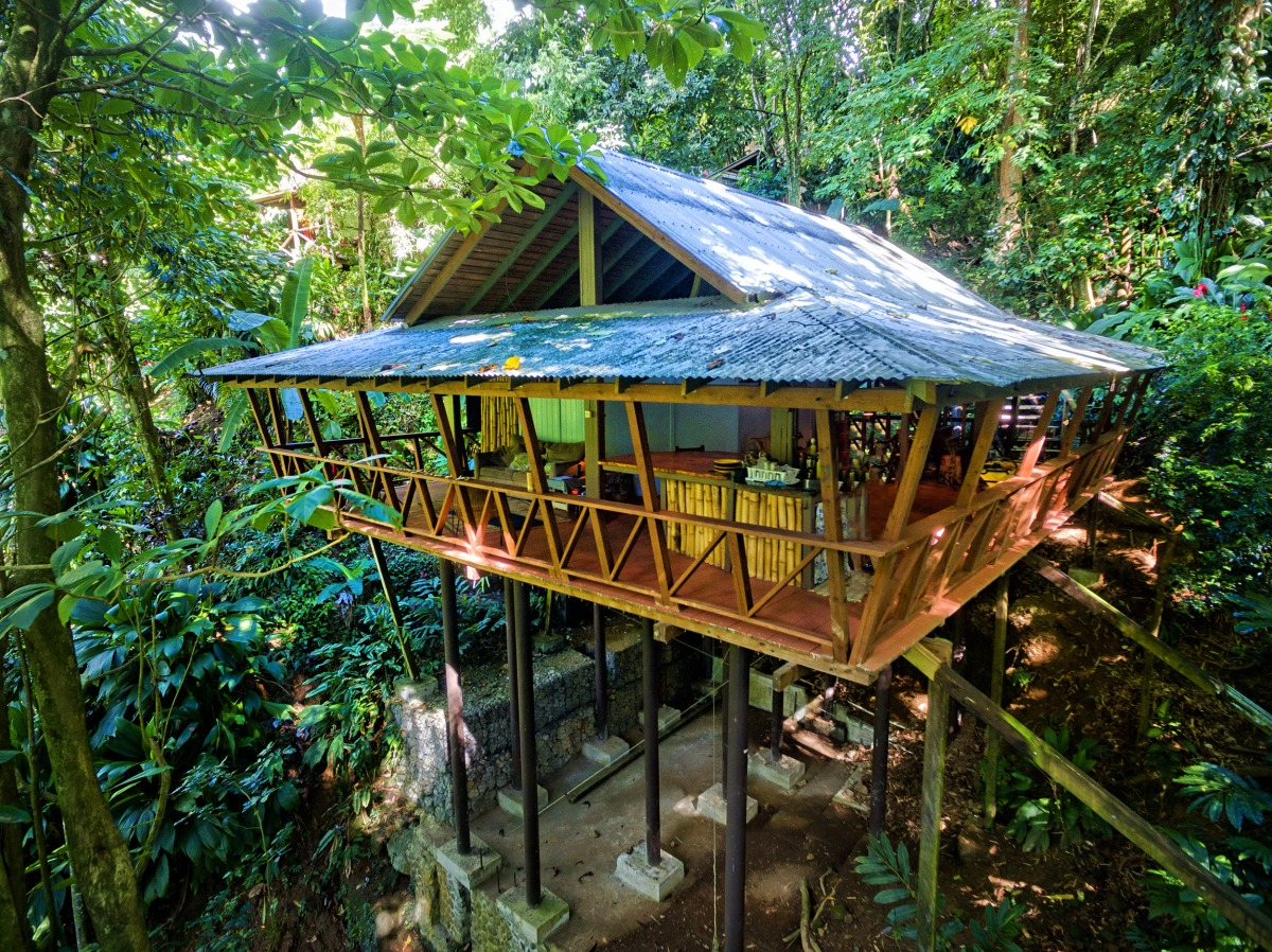 INTERVIEW: the design team behind the boutique guesthouse COCOA COTTAGES in Dominica.