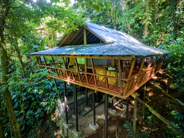 The Treehouse at Cocoa Cottages, Dominica